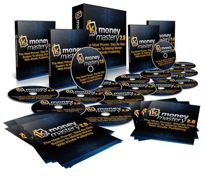K Money Mastery Course to Make money online with Kindle Book